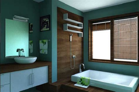 Good Bathroom Colors, Good Color Schemes For Small