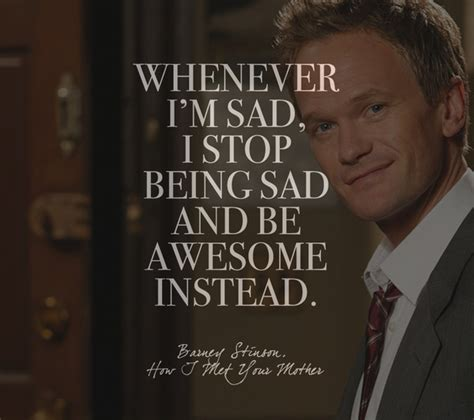 words  barney stinson   met  mother quotes