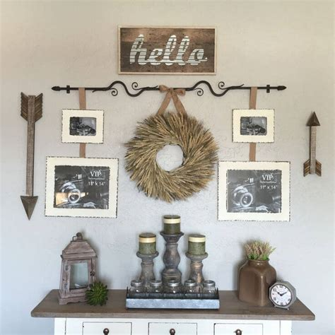 Farmhouse kitchen decor is available in rustic, modern, or contemporary look. 45+ Best Farmhouse Wall Decor Ideas and Designs for 2020