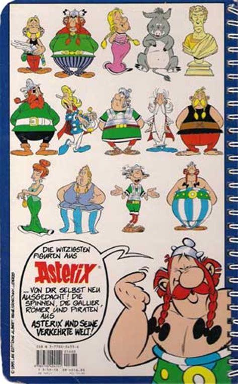 asterix und seine verkehrte welt asterix archiv