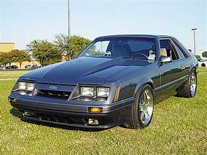 1984 Ford Mustang - Pictures - CarGurus