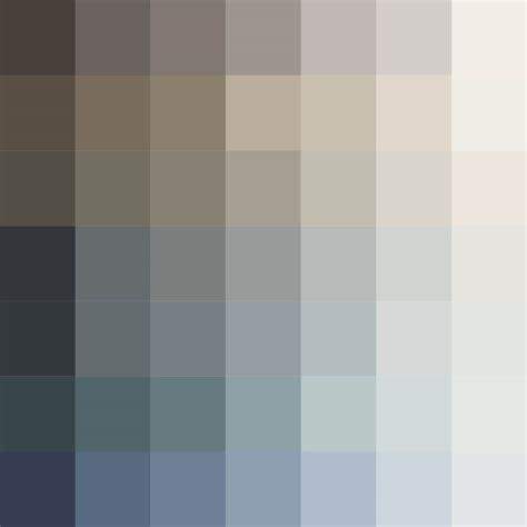 nuancier carte des couleurs mauvilac industries