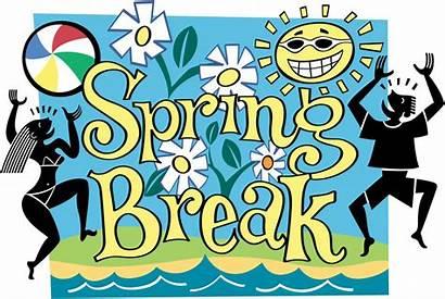 Break Spring Week Closed Schools Library Clayton