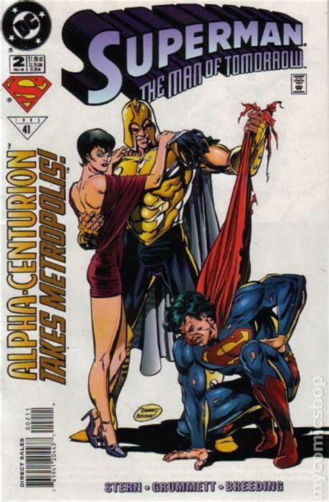 superman  man  tomorrow  comic books