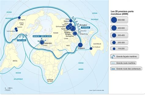 les grands ports mondiaux les histoires de tonton waltz