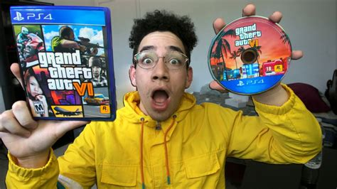 Unboxing My Prize From Rockstar Games!