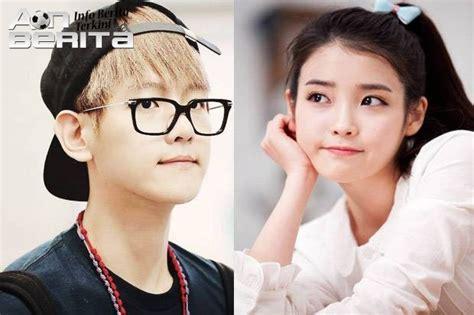 exo berita berita selebritis iu dan baekhyun bertarung di scarlet heart