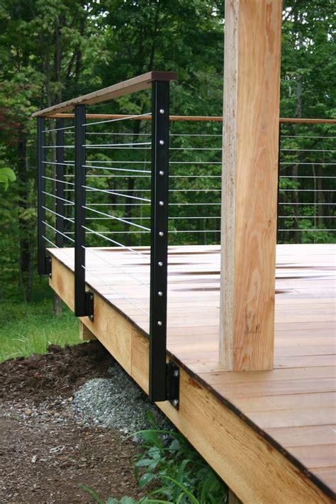 vinyl railing posts caps best railing vinyl railing for loading dock patio b office building decks cable and cabin decks