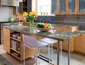 kitchen island with bar top small kitchen island ideas for every space and budget