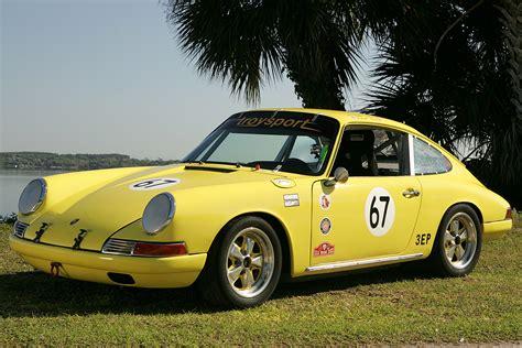 1967 Porsche 912 Vintage Race Car