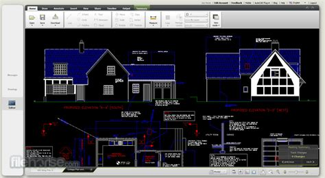 autocad  web view edit  share dwg drawings