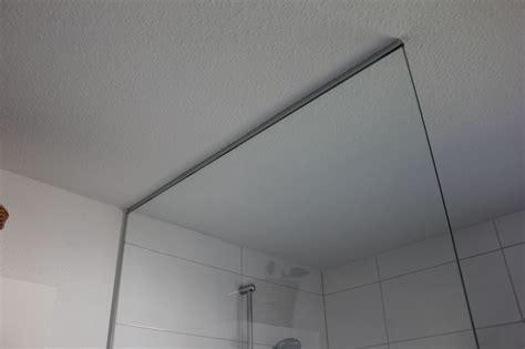 Duschrückwände Aus Glas by Duschabtrennung Glas Selber Bauen Duschw Nde Und