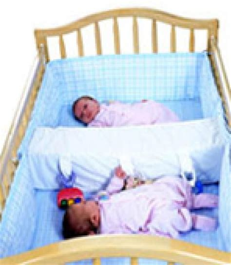 culle per gemelli baby crib divider and photos madlonsbigbear