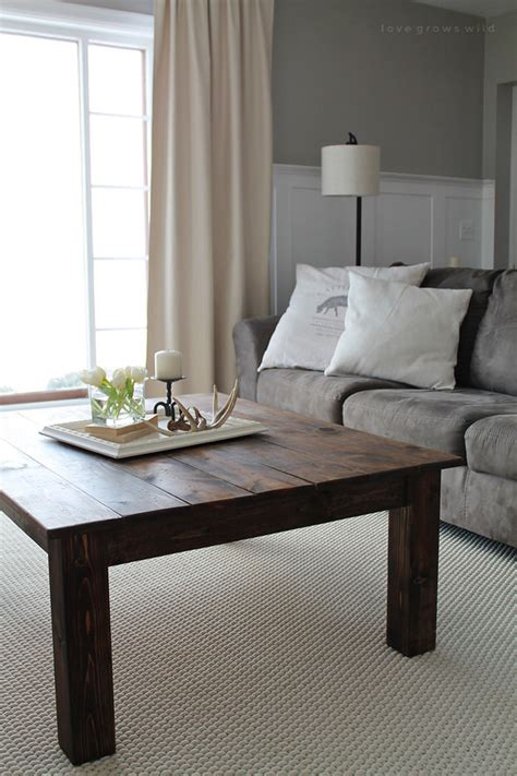 This playful piece can turn out to be the perfect gift. DIY Cool Coffee Table Ideas & Projects • The Budget Decorator