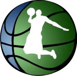 Summer Basketball Logo