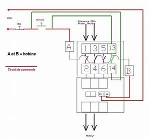 Triphasé Ou Monophasé : branchement contacteur triphas moteur ~ Premium-room.com Idées de Décoration