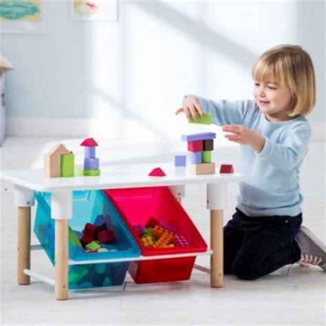 rangement pratique chambre rangement jeux et jouets chambre enfant coffre à jouets