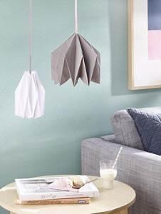 Origami Lampe Anleitung : mit anleitung geometrische lampe aus papier diy ideen basteln lampen basteln und ~ Watch28wear.com Haus und Dekorationen