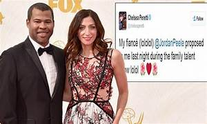 Chelsea Peretti Gets Engaged To Jordan Peele After Two