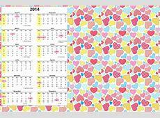 calendario2018paraimprimir Dicas Femininas 2018