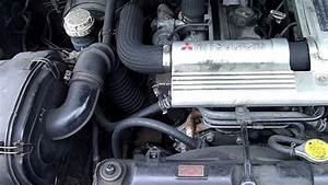 1996 Mitsubishi Shogun  Pajero 2 8 Turbo Diesel Engine