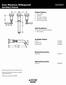 Chrome 16534001 Manuals