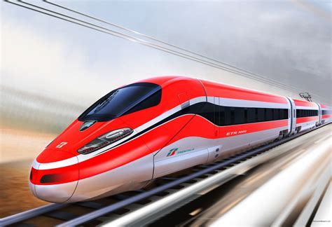 Bullet Red Train Wallpapers HD - 9to5 Car Wallpapers