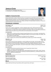 Resume Exle by Spong Resume Resume Templates Resume Builder Resume Creation