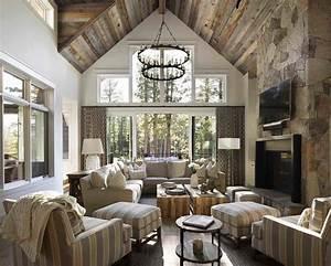 Idyllic, Mountain, Farmhouse, Style, Retreat, In, California, U0026, 39, S, High, Sierra