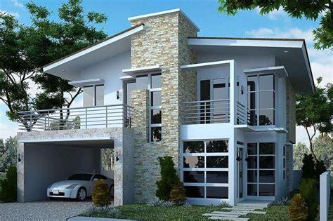 model desain rumah tingkat minimalis favorit keluarga