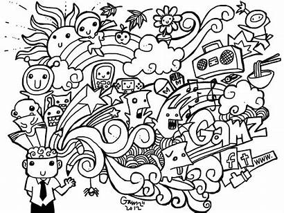 Coloring Doodle Alley Pages Quotes
