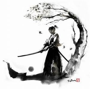 samurai illustration - חיפוש ב-Google | illustrations ...