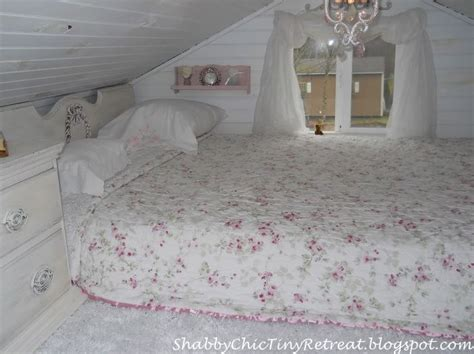 fairytale cottage decorated  shabby chic style