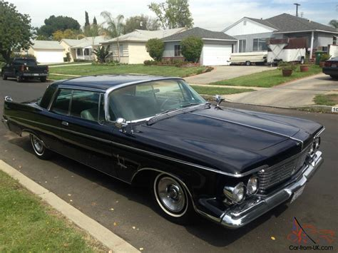 Chrysler Imperial 1963 by 1963 Chrysler Imperial Crown Excellent Condition