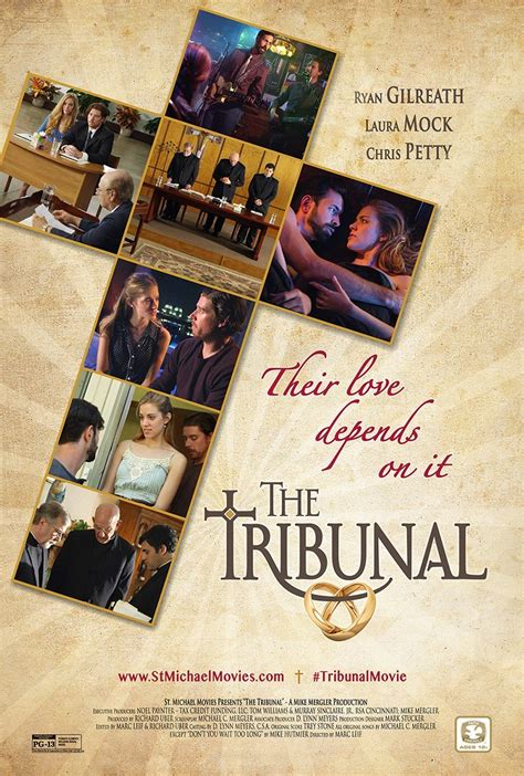 The Tribunal Movie Gets Posterization And Trailerization ...