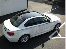 Roof black paint wrap BMW St Louis paint protection film