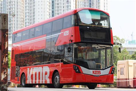 kmb wrightbus streetdeck demonstrator kowloon motor bus flickr