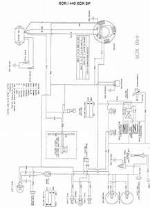 Wiring Diagram 2000 Polaris Scrambler 4x4