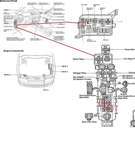 93 toyota tercel fuse box diagram toyota auto wiring diagram