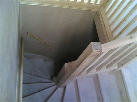 Build Wooden Stairs To Attic Bedroom