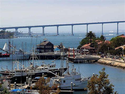 Seaport Village San Diego Things