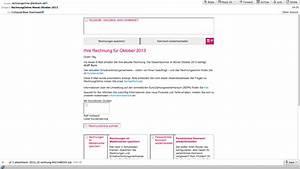 Fehlende Rechnung : telekom warnt erneut vor gef lschten rechnungen computerbase ~ Themetempest.com Abrechnung