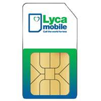 Item 6 new at&t prepaid or postpaid 3g sim card. FREE Lycamobile SIM Card - Hunt4Freebies