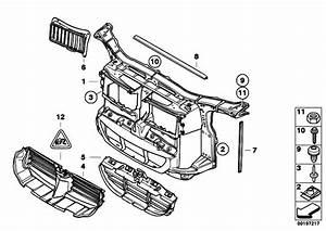 Original Parts For E90 330d M57n2 Sedan    Vehicle Trim