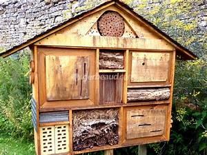 Fabriquer Un Hotel A Insecte : nichoir en carton fabriquer un nichoir pictures ~ Melissatoandfro.com Idées de Décoration