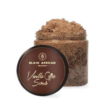 Coffee bean scrubs for cellulite. Coffee Scrub for Cellulite - Black African Organics