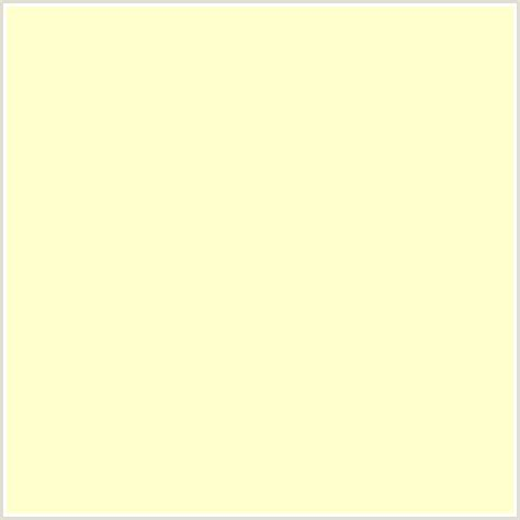 paint color creamy yellow creamy yellow paint color ffffcc hex color image cream