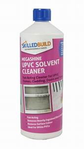 Megashine Upvc Solvent Cleaner - Show All