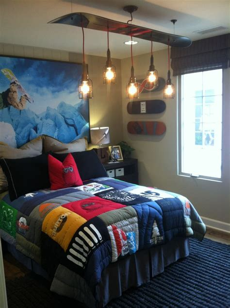 24 Modern And Stylish Teen Boys Room Ideas Decoration