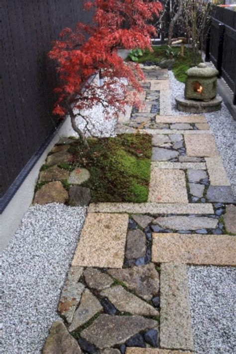 zen garden rock backyard japanese modern paths diy stones stone landscape goodsgn asian
